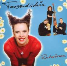 Nessi Tausendschön: Restwärme, CD