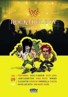 Rockthology Vol. 9, DVD