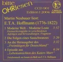 Bitte OHRlesen - Edition I 2004:E.T.A.Hoffmann, CD