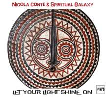 Nicola Conte: Let Your Light Shine On, CD
