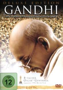 Gandhi (Special Edition), 2 DVDs