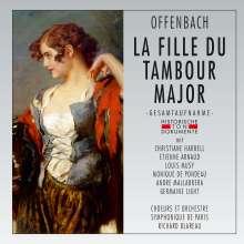 Jacques Offenbach (1819-1880): La fille du Tambour Major, CD