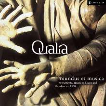 Mundus et Musica - Instrumental Music in Spain and Flanders ca.1500, CD
