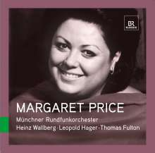Margaret Price - Great Singers Live, CD