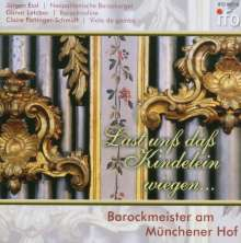 Barockmeister am Münchener Hof, CD