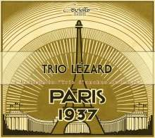 "Trio Lezard - Paris 1937, A Homage to ""Trio d'anches de Paris"", CD"