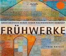 Trio Rafale - Frühwerke, CD