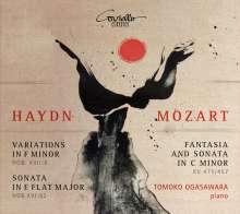 Tomoko Ogasawara - Haydn / Mozart, CD