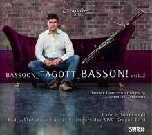 Hanno Dönneweg - Bassoon / Fagott! / Basson Vol.2, CD
