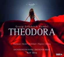 Georg Friedrich Händel (1685-1759): Theodora, 2 CDs