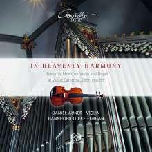 Daniel Auner & Hannfried Lucke - In Heavenly Harmony, SACD