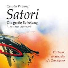 Zensho W. Kopp: Satori - Die große Befreiung, CD