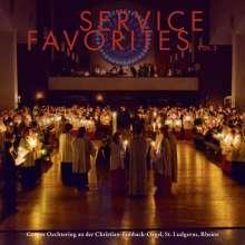 Gregor Oechtering - Service Favorites Vol. 3, CD