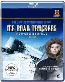 Ice Road Truckers Season 3 (Blu-ray), 3 Blu-ray Discs