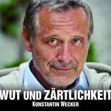 Konstantin Wecker: Wut und Zärtlichkeit, CD