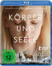 Körper und Seele (Blu-ray), Blu-ray Disc