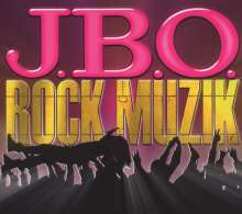 J.B.O.     (James Blast Orchester): Rock Muzik, Maxi-CD