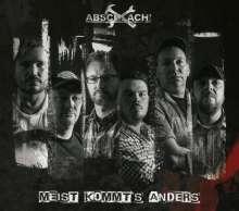 Abschlach!: Meist kommt's anders, CD