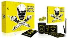 Frei. Wild: Rivalen und Rebellen (Limited-Fan-Boxset), 3 CDs