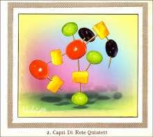 Capri Di Rote Quintett: Narkoleptik, CD