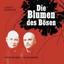 Redl, Christian & Vlatko Kucan: Die Blumen des Bösen, CD