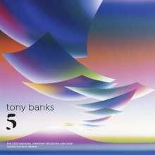 Tony Banks (geb. 1950): Five, CD