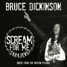 Bruce Dickinson: Scream for Me Sarajevo, CD