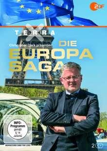 Terra X: Die Europa-Saga, 2 DVDs