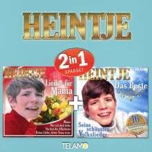 Hein Simons (Heintje): 2 in 1, 2 CDs