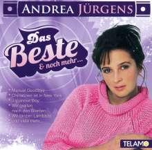 Andrea Jürgens: Das Beste und noch mehr, CD