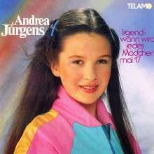 Andrea Jürgens: Irgendwann wird jedes Mädchen mal 17, CD