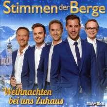 Stimmen Der Berge: Weihnachten bei uns Zuhaus, CD