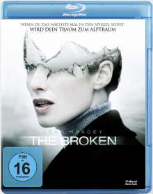 The Broken (Blu-ray), Blu-ray Disc