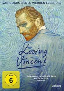 Loving Vincent, DVD