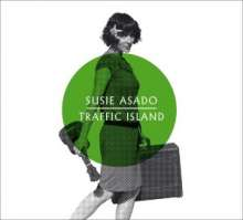Susie Asado: Traffic Island, CD