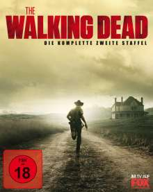 The Walking Dead Staffel 2 (Blu-ray), 3 Blu-ray Discs