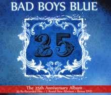 Bad Boys Blue: 25 (2CD + DVD), 2 CDs