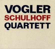 Erwin Schulhoff (1894-1942): Streichquartett Nr.1, CD