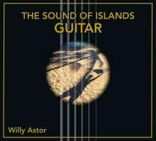 Willy Astor: The Sound Of Islands - Guitar (signiert, exklusiv für jpc), CD