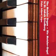 Die Metzler - Orgel in St.Jakob Friedberg, CD