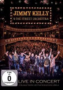 Jimmy Kelly & The Street Orchestra: Live In Concert, DVD