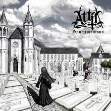 The Attic: Sanctimonious, CD