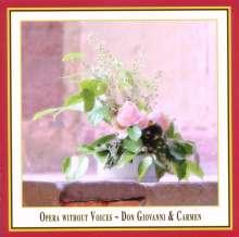 Arte Ensemble - Opera without Voices, CD
