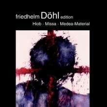 Friedhelm Döhl (geb. 1936): Hiob (Zyklus für Orgel), CD