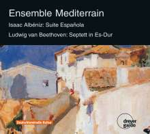Ensemble Mediterrain, CD