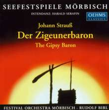 Johann Strauss II (1825-1899): Der Zigeunerbaron, CD