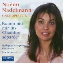 Noemi Nadelmann sings Operetta, CD