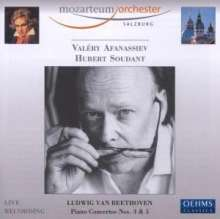 Ludwig van Beethoven (1770-1827): Klavierkonzerte Nr.3 & 5, 2 CDs