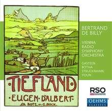 Eugene d' Albert (1864-1932): Tiefland, 2 CDs