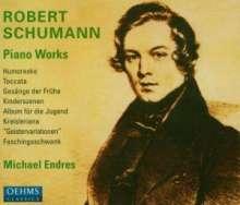 Robert Schumann (1810-1856): Kinderszenen op.15, 3 CDs